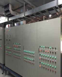 Tủ điều khiển tại các nhà máy-1